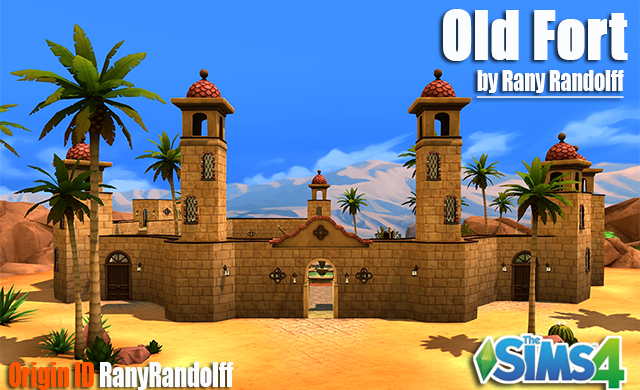 Old Fort by Rany Randolff