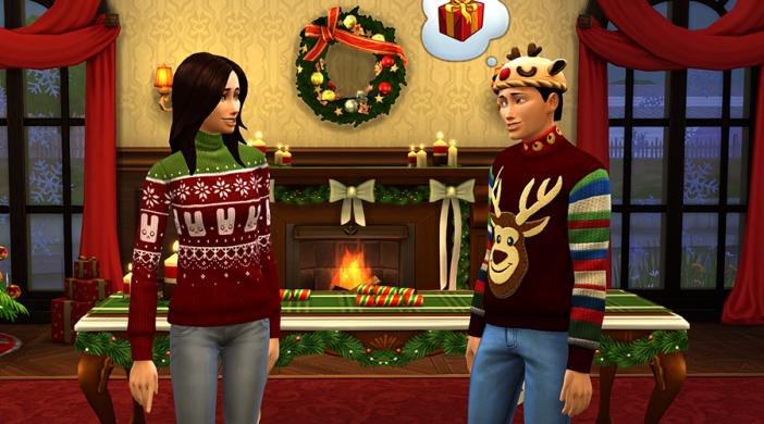 The Sims 4 Игровой набор Праздничный