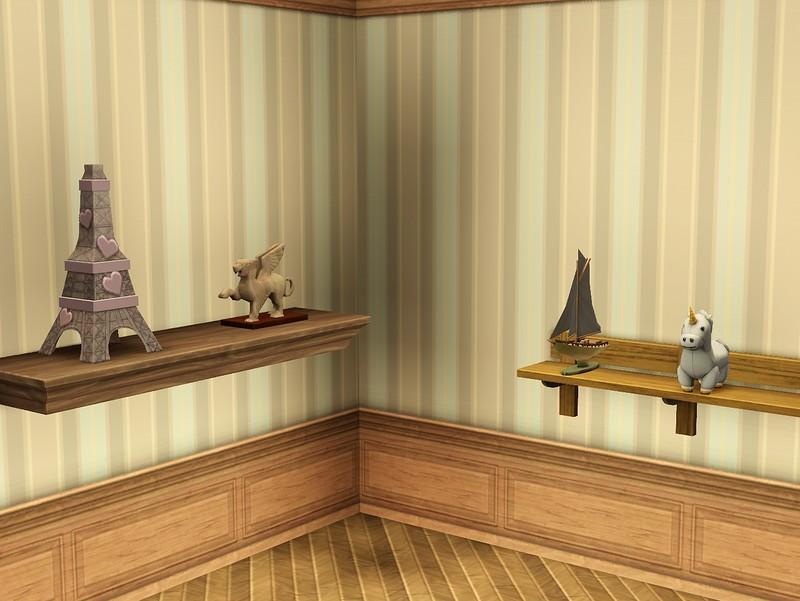 Использование мода DebugEnabler в дизайне и строительстве в The Sims