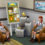 Скауты в The Sims 4: Времена года