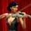 Навык игры на скрипке в The Sims 4