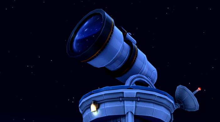 Коллекция космических снимков в The Sims 4