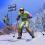Навык катания на лыжах в дополнении The Sims 4 Снежные просторы