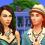 Обзор CAS в каталоге The Sims 4 Паранормальное