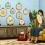 Навык вышивания крестиком в The Sims 4 Загородная жизнь